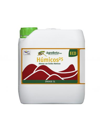 Abono con Ácidos Húmicos ECO 5 litros