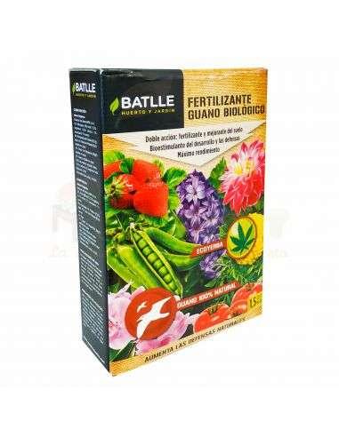 Fertilizante Eco Guano 1,5Kg.