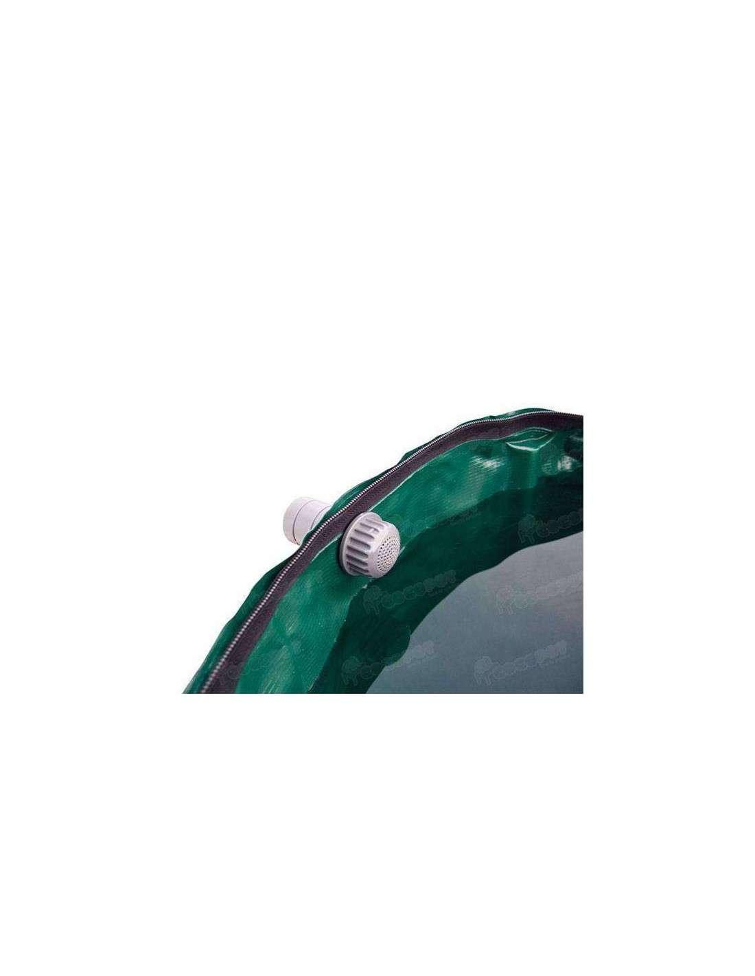 Dep sito flexible para recuperaci n de agua pluvial de 100 for Deposito agua pluvial