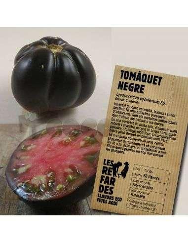 Semillas Ecológicas Tomate Negro