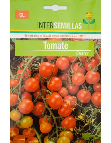 Semillas Tomate Cherry 3gr.