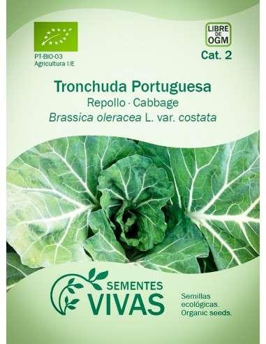 Semillas Ecológicas Col Tronchuda - 1,5g.