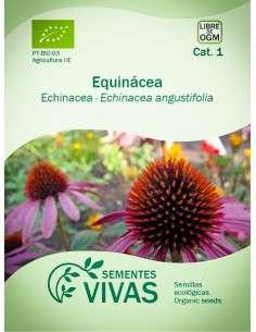 Semillas Ecológicas Equinácea - 0,5g.
