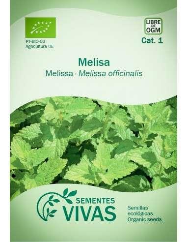 Semillas Ecológicas Melisa - 0,6g.