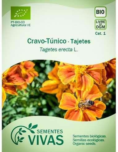 Semillas Ecológicas Tagetes - 0,25g.