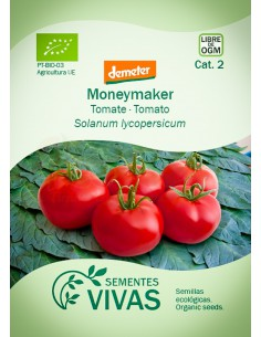 Semillas Ecológicas Tomate Moneymaker - 0,3g.