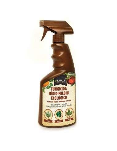 Fungicida ECO Anti Oidio, Mildiu 750ml Listo para usar