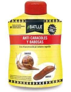 Anti Caracoles y Babosas, talquera 300g.
