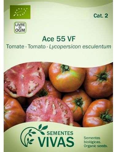 Semillas Ecológicas Tomate ACE 55 VH - 0,3g.