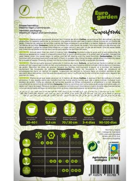 Semillas Quinoa Vitalfoods ECO