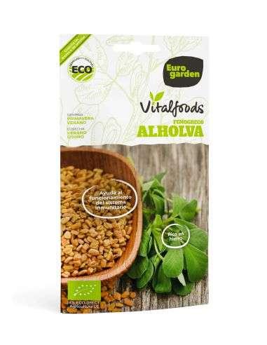 Semillas Alholva Fenogreco Vitalfoods ECO