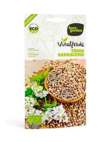 Semillas Trigo Sarraceno Vitalfoods ECO