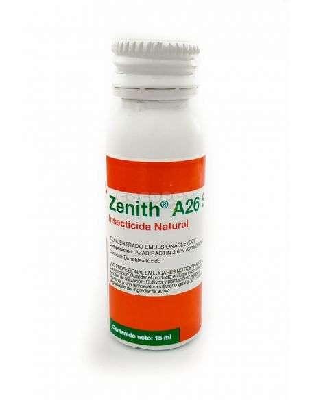 Insecticida Natural de Neem Zenith