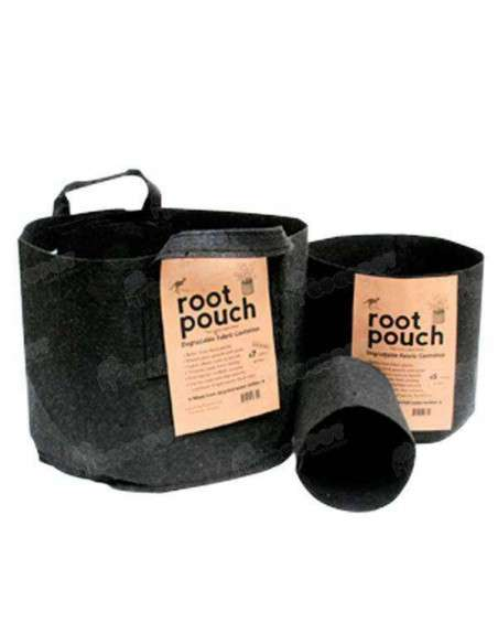 Maceta con Asas 16l. ∅27cm. h26cm Root Pouch - 9