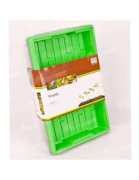3 Mini invernaderos ligeros 38x24x13,5cm COCOPOT - 2