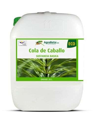 Cola de Caballo Fungicida 20 litros ECO