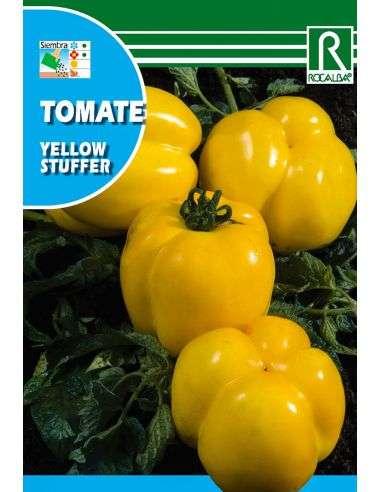 Semillas de Tomate Amarillo Yellow Stuffer