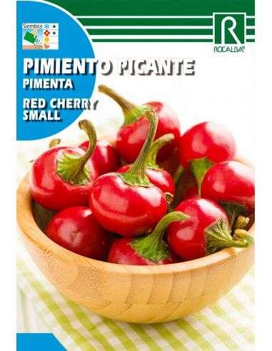 Semillas de Pimiento Picante Red Cherry Small 0,5g.