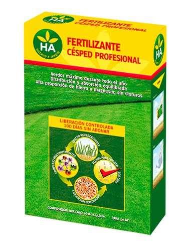 Fertilizante Césped Profesional 1,5kg.