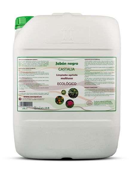 Jabón Potásico Eco 20L. (Jabón Negro)