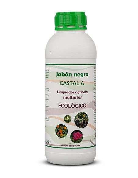 Jabón Potásico Eco 1 litro  (Jabón Negro)
