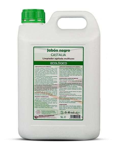 Jabón Potásico Eco 5L.  (Jabón Negro)