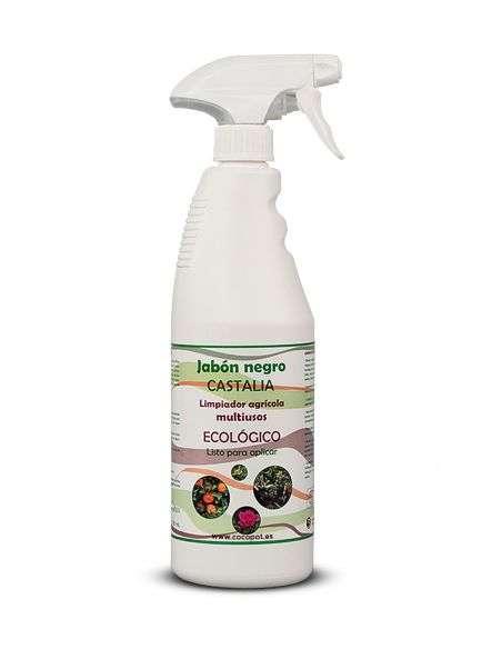 Jabón Potásico 750ml. Listo para uso (Solución potásica)
