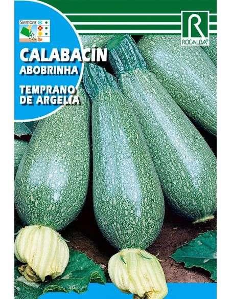 Semillas de Calabacín Temprano Argelia