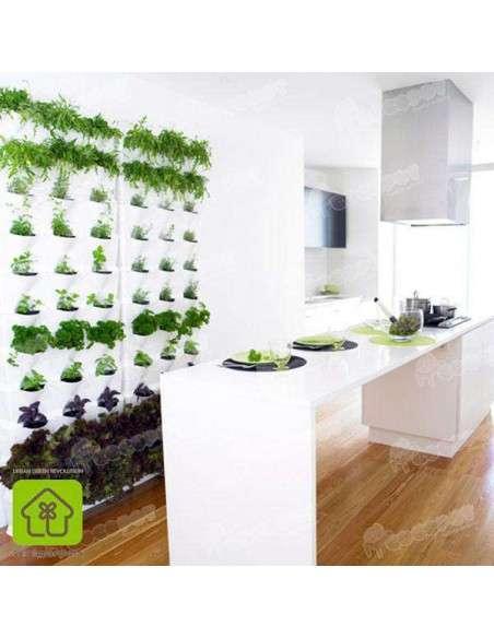 Jardín vertical Minigarden Blanco MiniGarden - 8