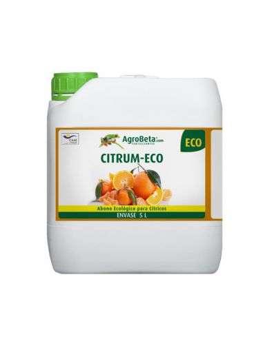 Abono Ecológico para Cítricos 5 Litros