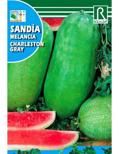 Semillas de Sandía Charleston Gray 10g.