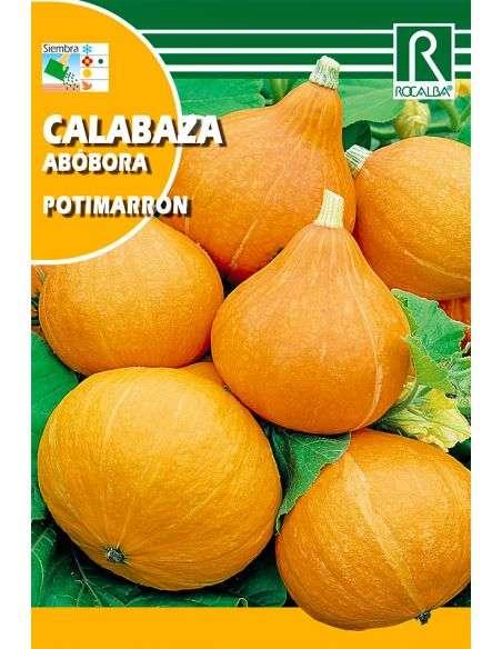 Semillas de Calabaza Potimarron 3g.