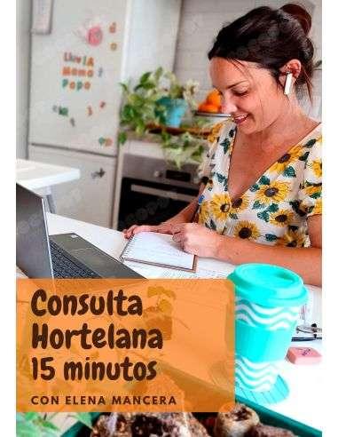Consulta Hortelana 15min Videollamada
