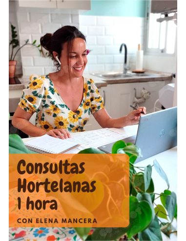 Consulta Hortelana 1 Hora Videollamada
