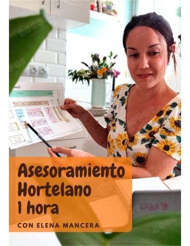 Asesoría Hortelana 1 Hora Videollamada