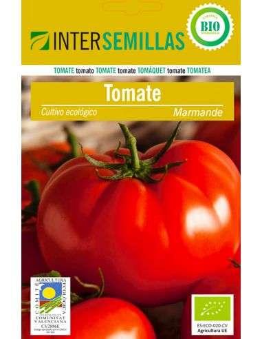 Semillas Ecológicas Tomate Marmande 1g.