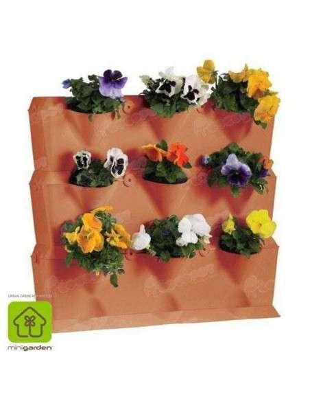 Jardín vertical Minigarden Terracota MiniGarden - 41