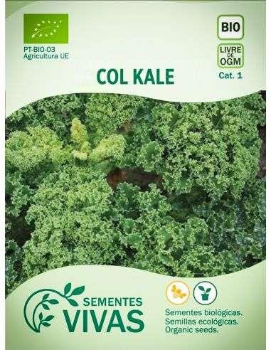 Semillas Ecológicas Col Kale Westlandse Winter