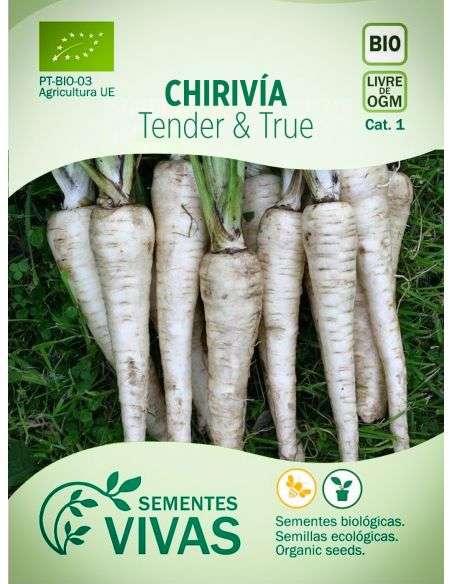 Semillas Ecológicas Chirivía- 2g.