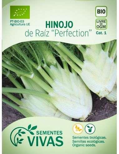 Semillas Ecológicas Hinojo de Raíz Perfection- 1g.