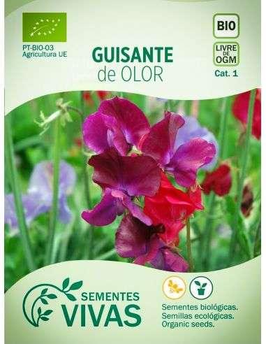 Semillas Ecológicas Guisante de Olor - 2g.