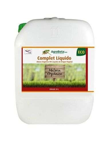 Abono Ecológico Complet Materia Orgánica 20 Litros