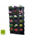 dos unidades de Jardín vertical Minigarden Negro