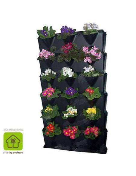 Jardín vertical Minigarden Negro MiniGarden - 42