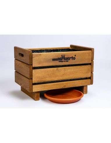 Cajón de Cultivo 50x33x27cm + Kit drenaje