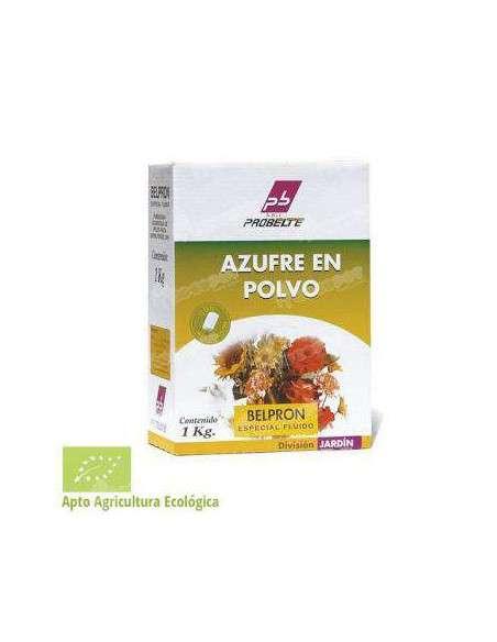 Azufre en Polvo 1Kg Micronizado 80% Probeltefito - 2