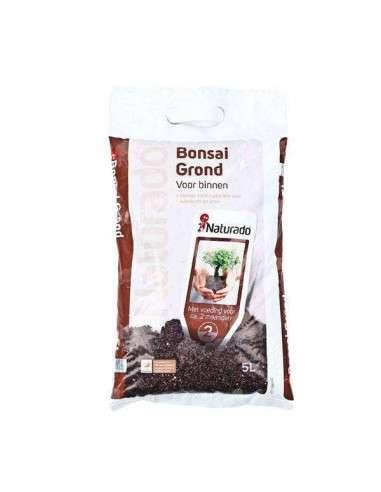 Sustrato Bonsai 5 litros NATURADO