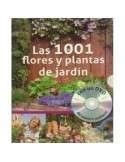 1001 Flores y Plantas de Jardín (con DVD)