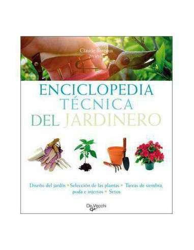 Enciclopedia Técnica del Jardinero De Vecchi - 86