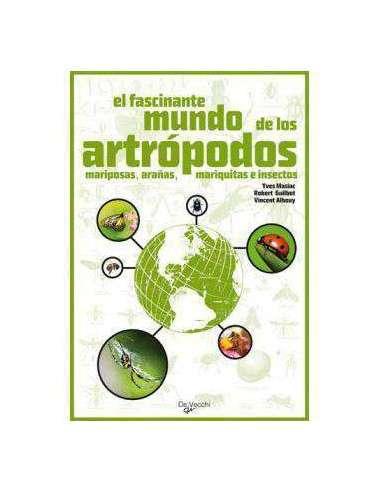 El Fascinante Mundo de los Artrópodos De Vecchi - 1